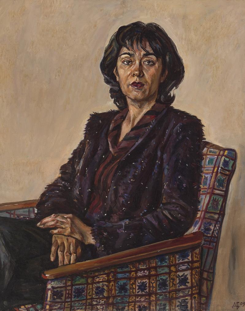 Bahar Orazmammedova