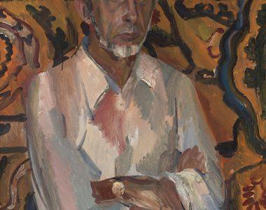 Portrait of G. Y. Brusentsov – My First Teacher