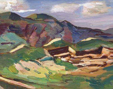 Landscape of Nisa