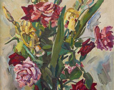 Flowers from Vera Gyllyeva
