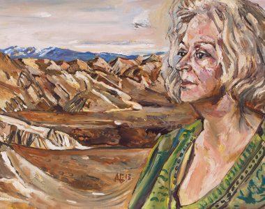 Portrait of Lora Stepanskaya