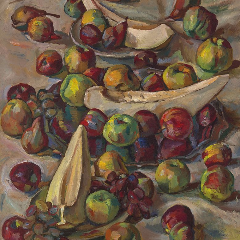 Apples, Pears, and Melon