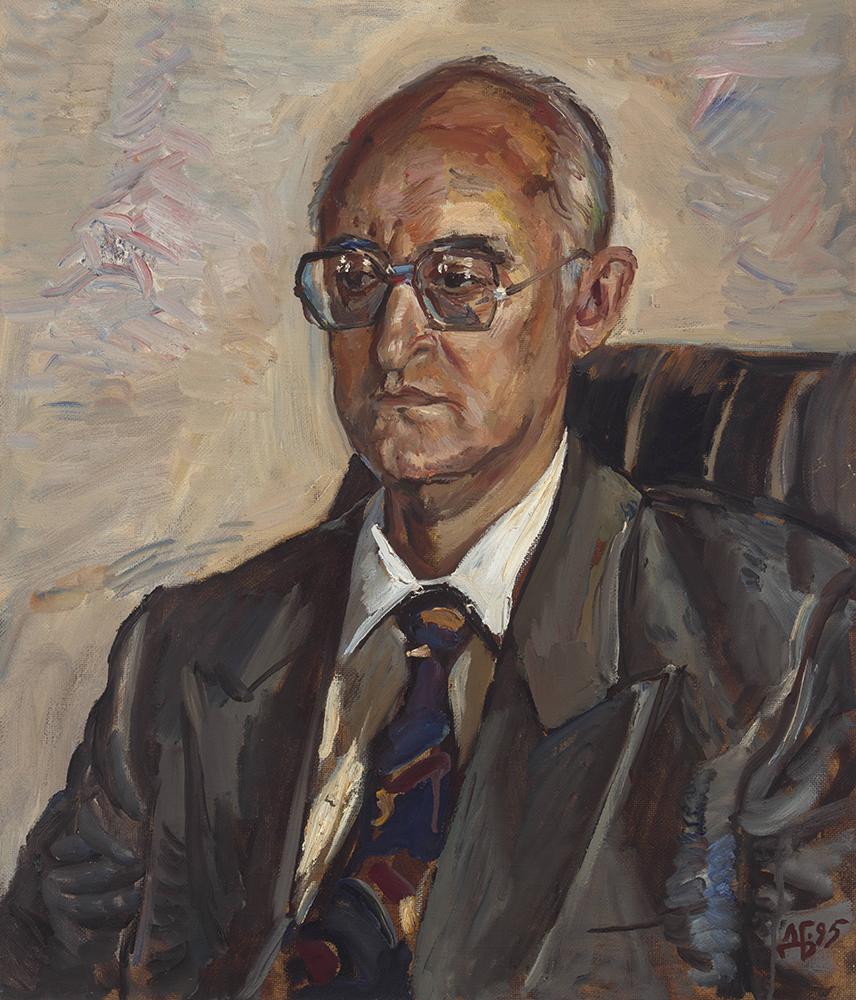 Portrait of Vepa Zhurmenek