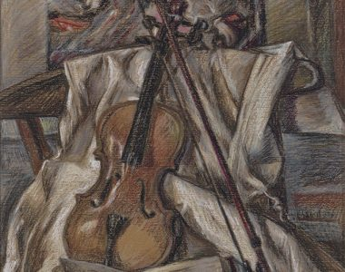Violin and Margarita by Velázquez