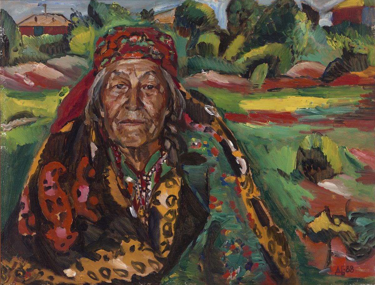 Portrait of Bessir Eje