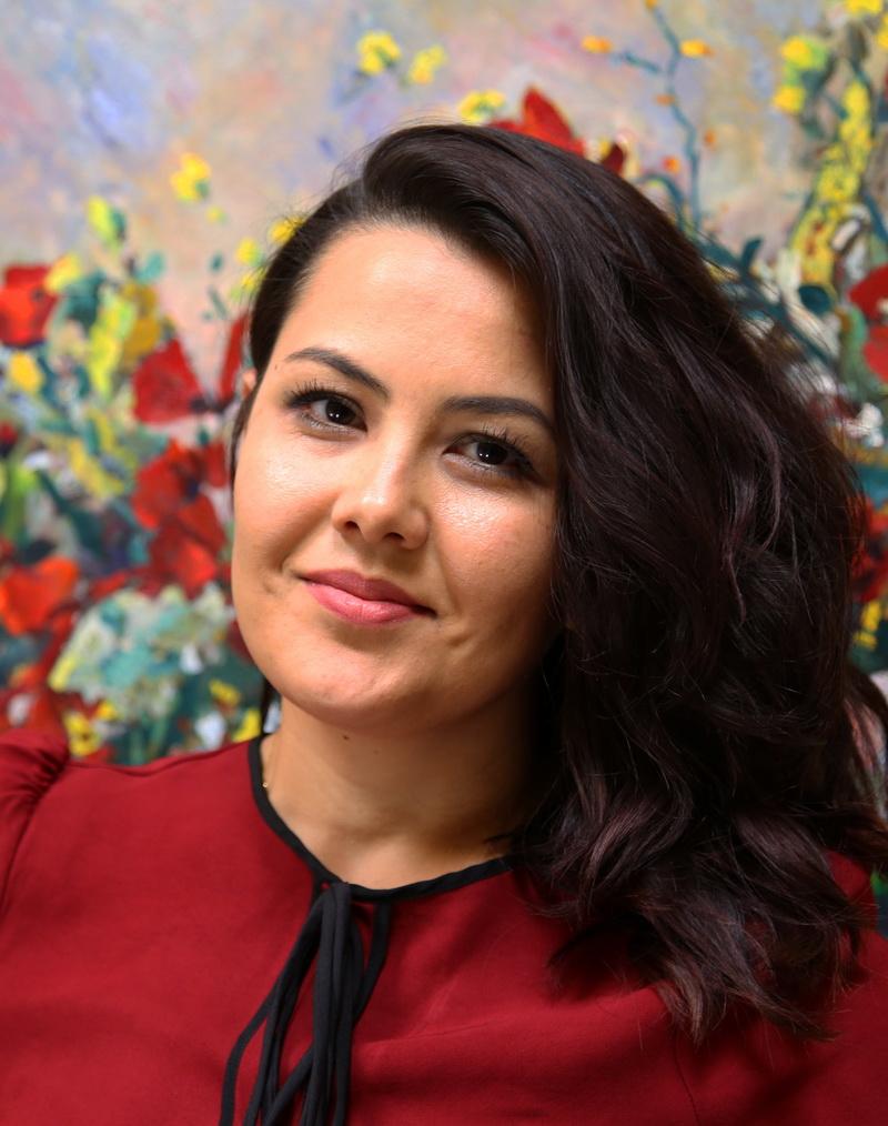 Maya Saryyeva