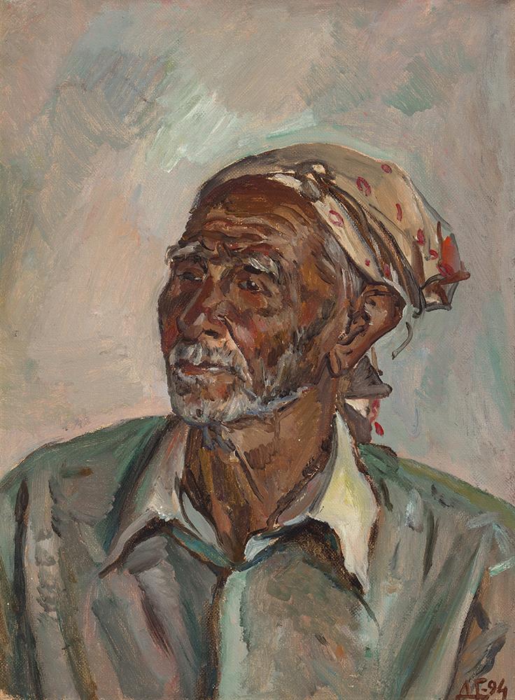 Portrait of Ramazan Aga