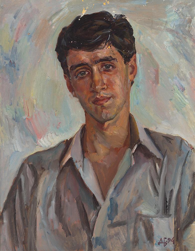 Portrait of Mergen