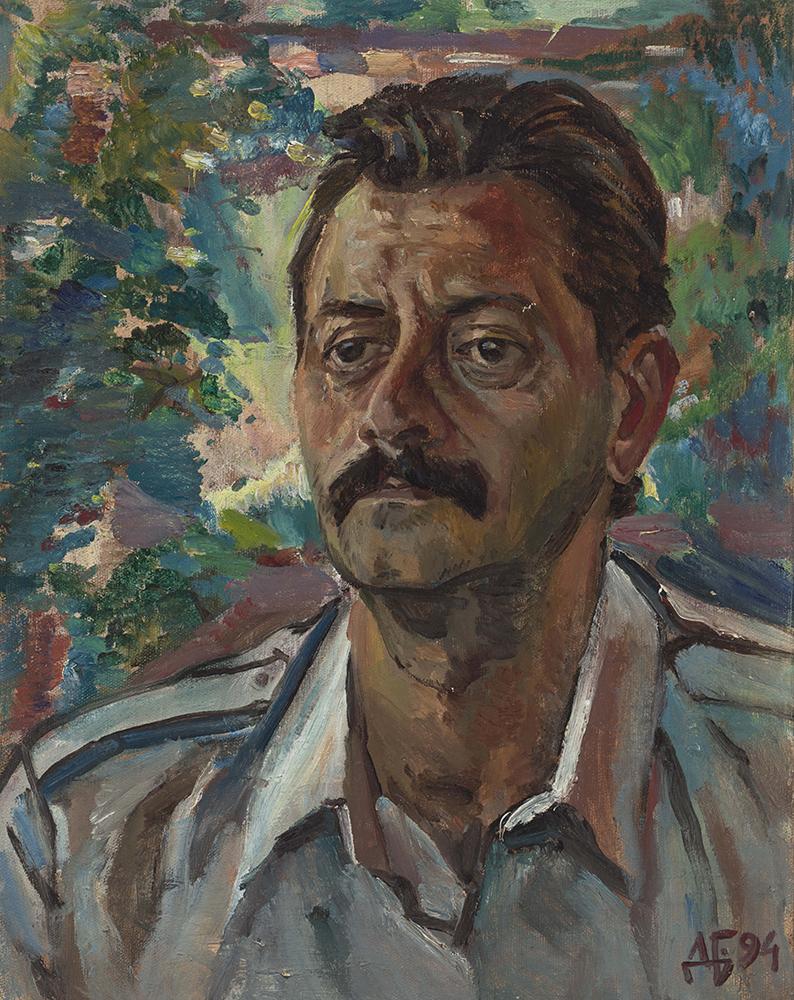 Portrait of Rustam Mirzoev
