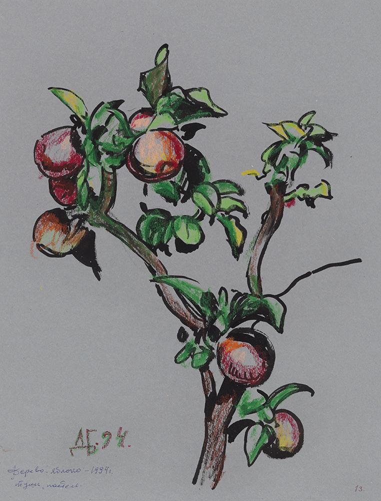 Tree-Apple