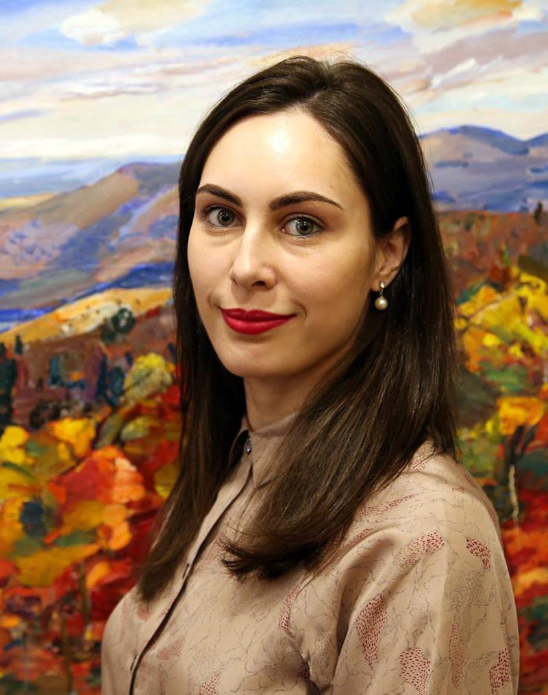 Tatyana Shmatlay